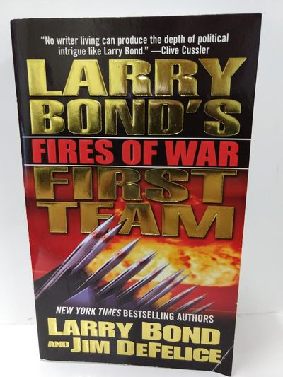 Image for Larry Bonds First Team