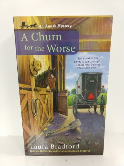Image for A Churn for the Worse (an Amish Mystery)