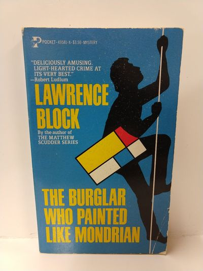 Image for The Burglar Who Painted Like Mondrian