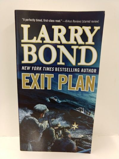 Image for Exit Plan: a Jerry Mitchell Novel