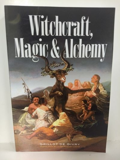 Image for Witchcraft: Magic and Alchemy