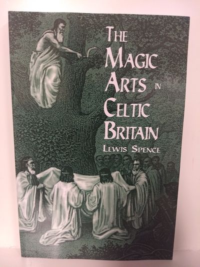 Image for The Magic Arts in Celtic Britain