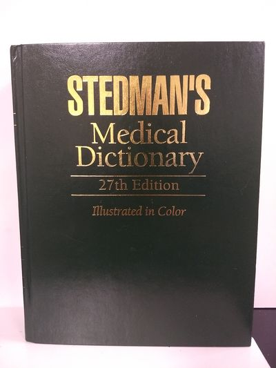 Image for Stedman's Medical Dictionary