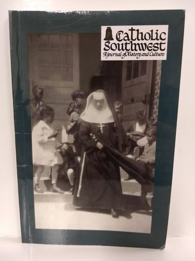Image for Catholic Southwest: A Journal of History and Culture  Volume 22, 2011