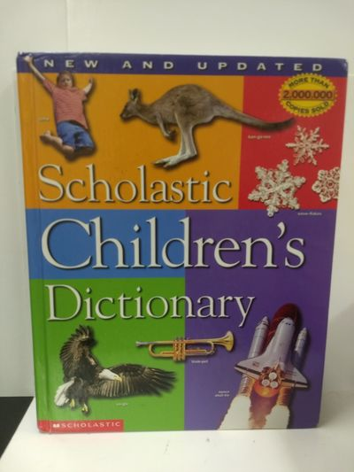 Image for Scholastic Children's Dictionary (Revised and Updated Edition)