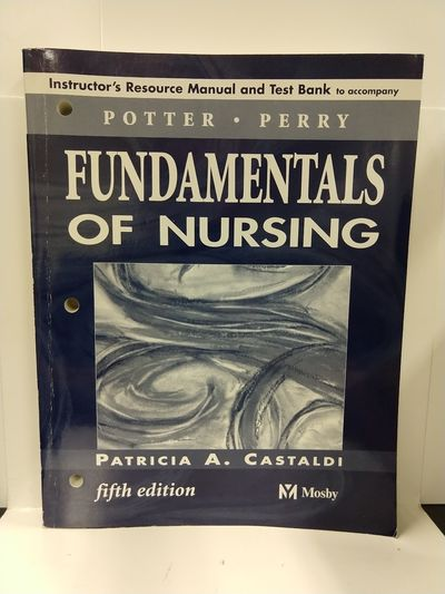 Image for Fundamentals of Nursing: Instructor's Resource Manual
