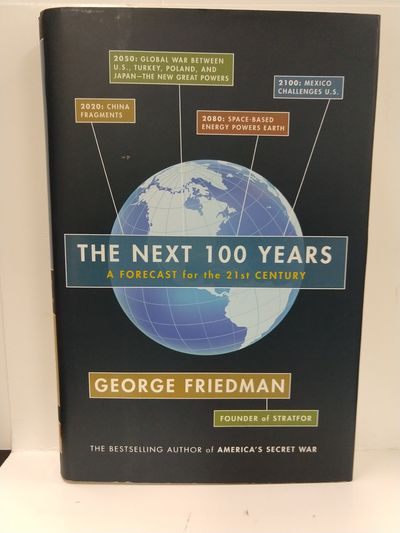 Image for The Next 100 Years: A Forecast for the 21st Century