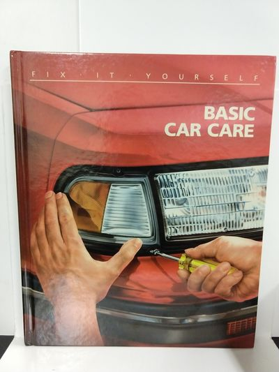 Image for Basic Car Care (Fix-It-Yourself)