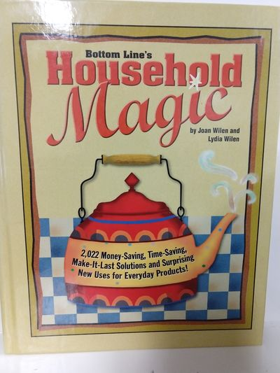 Image for Bottom Line's Household Magic