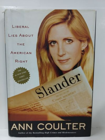 Image for Slander: Liberal Lies about the American Right