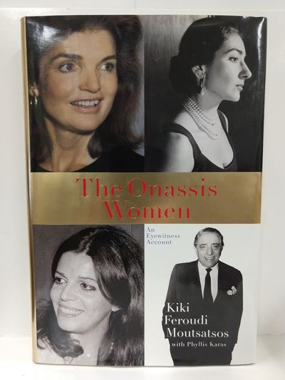Image for The Onassis Women