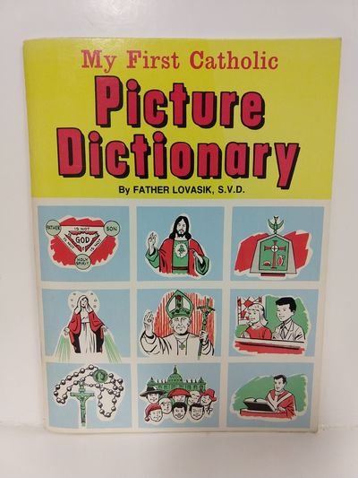 Image for My First Catholic Picture Dictionary