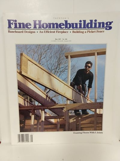 Image for Fine Homebuilding Magazine May 1997, No. 108