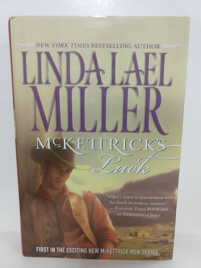 Image for McKettrick's Luck (Large Print Edition) Men Series Book #1