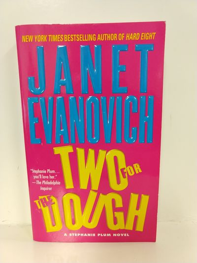 Image for Two for the Dough (Stephanie Plum, No. 2) (Stephanie Plum Novels)