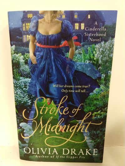 Image for Stroke of Midnight: A Cinderella Sisterhood Series