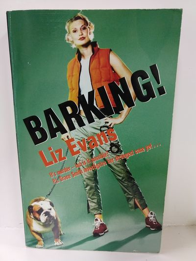 Image for Barking! (A Grace Smith Investigation)