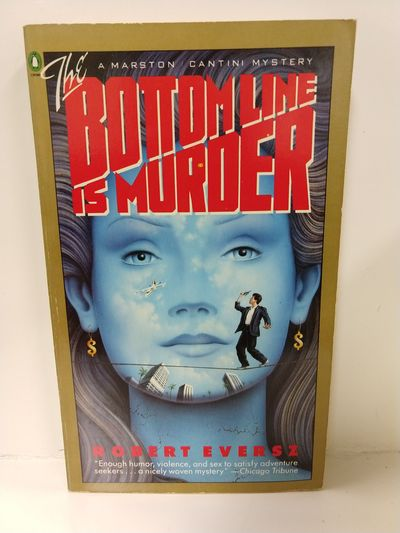 Image for The Bottom Line is Murder (Penguin Crime Monthly)