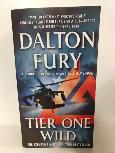 Image for Tier One Wild: A Delta Force Novel