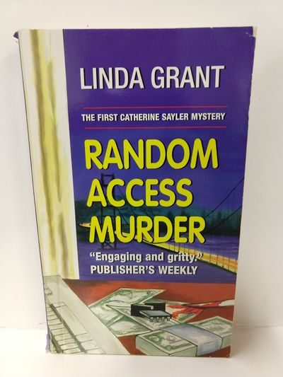 Image for Random Access Murder: the First Catherine Sayler Mystery (Catherine Sayler Mystery Series)