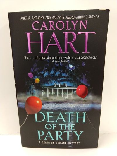 Image for Death of the Party (Death on Demand Mysteries, No. 16)