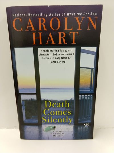Image for Death Comes Silently (a Death on Demand Mysteries)