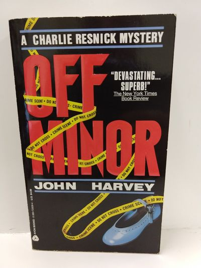 Image for Off Minor: A Charlie Resnick Mystery