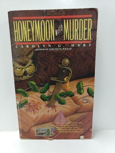 Image for Honeymoon With Murder (Death on Demand Mysteries, No. 4)