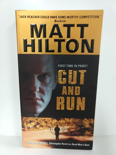 Image for Cut and Run (Joe Hunter Novels)