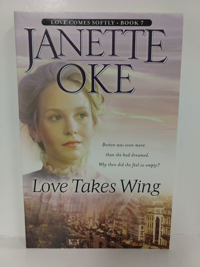 Image for Love Takes Wing