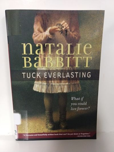 Image for Tuck Everlasting (Ex-Library)