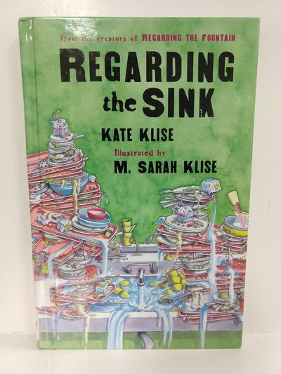 Image for Regarding the Sink: Where, Oh Where, Did Waters Go? (Ex-Library)