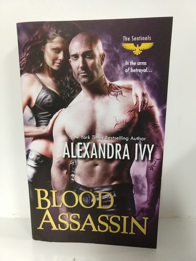 Image for Blood Assassin (the Sentinels)