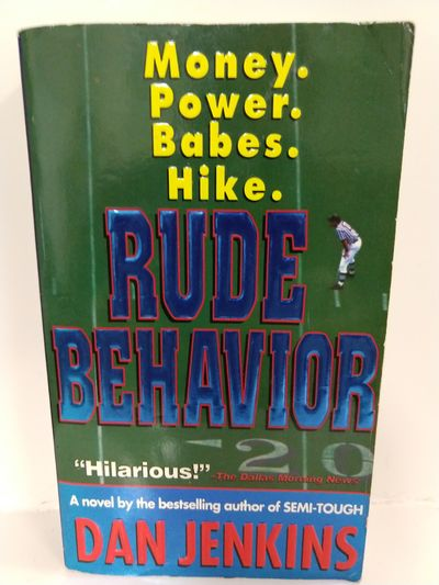 Image for Rude Behavior