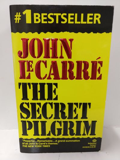 Image for The Secret Pilgrim