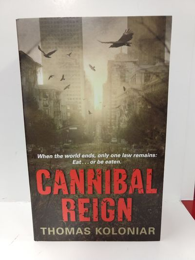 Image for Cannibal Reign (Harper Thriller)