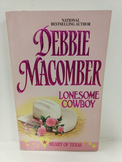 Image for Lonesome Cowboy (Heart Of Texas, No. 1)