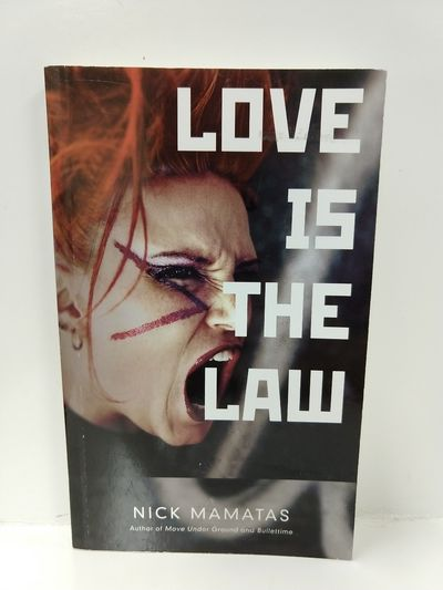 Image for Love is the Law