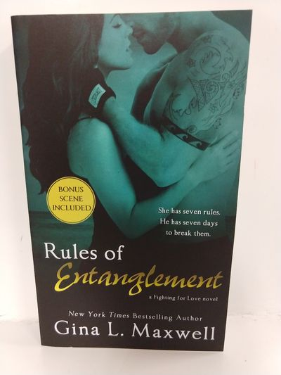 Image for Rules of Entanglement (Fighting for Love)
