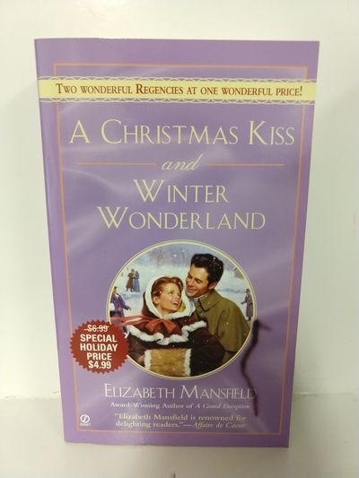 Image for A Christmas Kiss and Winter Wonderland (Signet Regency Romance)