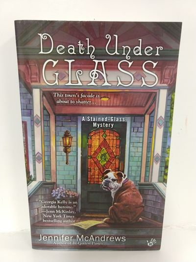 Image for Death Under Glass (a Stained-Glass Mystery)