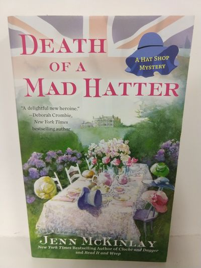 Image for Death of a Mad Hatter (Hat Shop Mysteries)