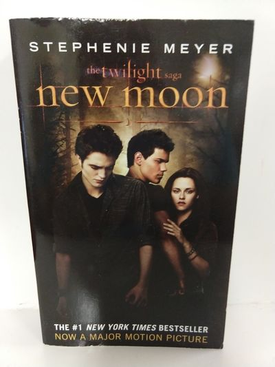 Image for New Moon (The Twilight Saga, Book 2)