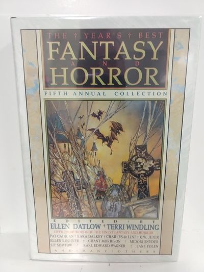 Image for The Year's Best Fantasy and Horror: Fifth Annual Collection (Year's Best Fantasy  Horror)