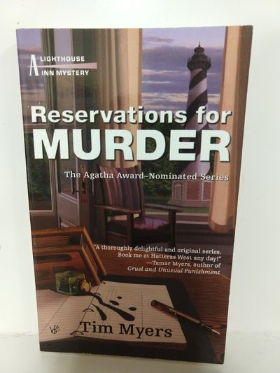 Image for Reservations for Murder (Lighthouse Inn Mysteries, No. 2)