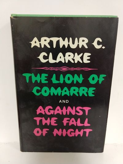 Image for The Lion of Comarre and Against the Fall of Night