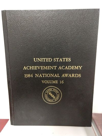 Image for United States Achievement Academy 1984 National Awards Vol. 16
