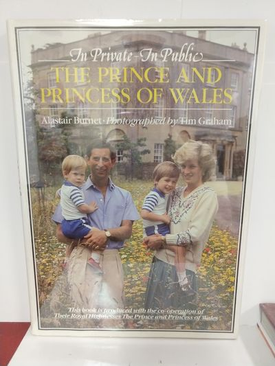Image for In Private-in Public: the Prince and Princess of Wales
