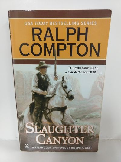 Image for Slaughter Canyon (a Ralph Compton Western)