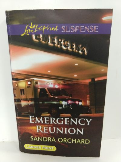 Image for Emergency Reunion (Love Inspired Large Print Suspense)